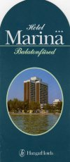 HungarHotels Marina Hotel