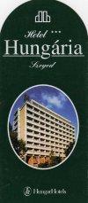 HungarHotels Hungária Szeged Hotel