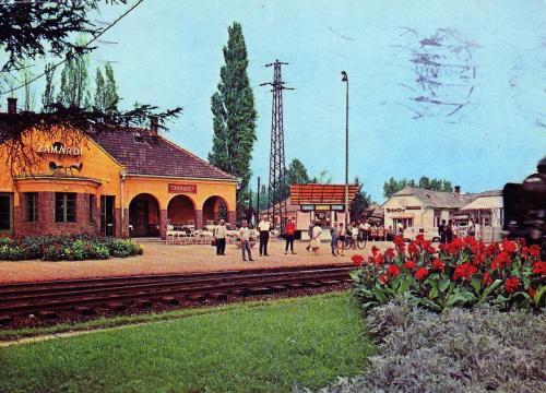 Zamárdi vasútállomás