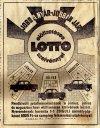 Lotto hírdetés