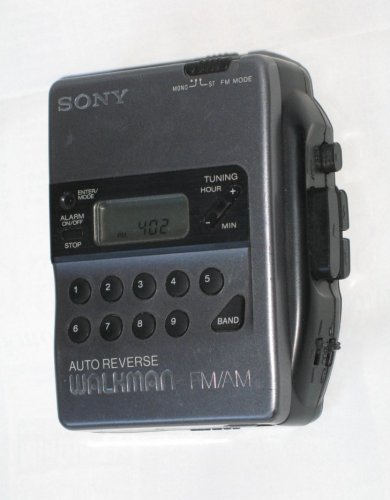 Sony walkman WM-FX40