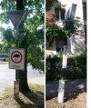 Közlekedési tábla