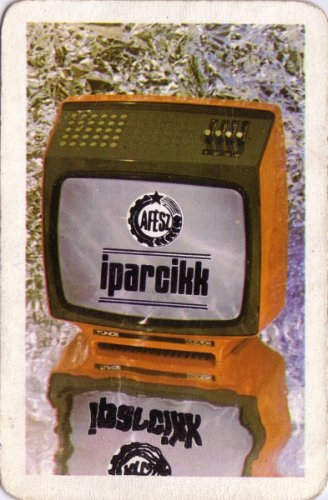 ÁFÉSZ iparcikk Tünde televízió
