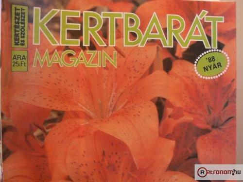 Kertbarát magazin