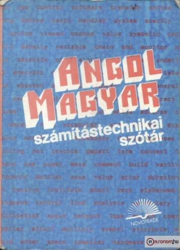 Angol-Magyar számítástecnikai szótár