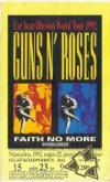 Guns n Roses koncertjegy