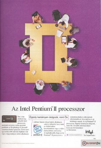 Intel Pentium II.