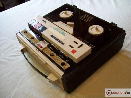 BRG M-20 magnetofon