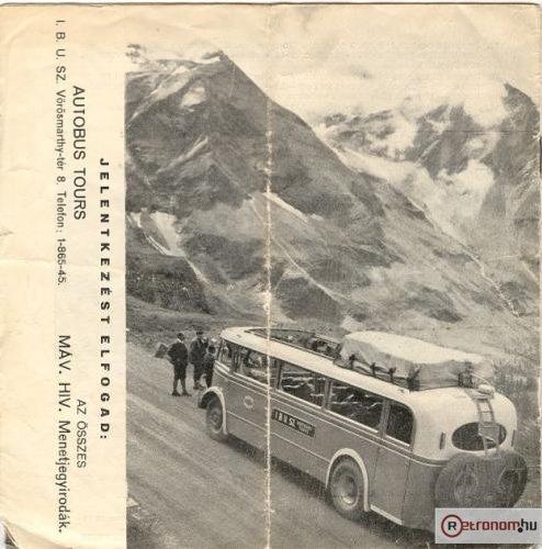 Ibusz Autobus Tours