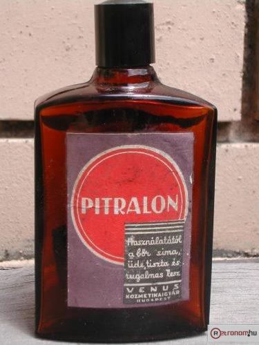 Pitralon arcápoló készítmény
