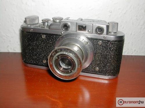 Zorkíj fényképezõgép