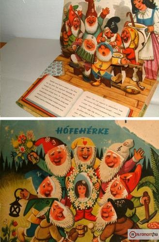 Hófeférke mesekönyv