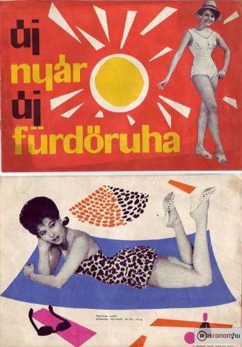 Fürdőruha nyári katalógus