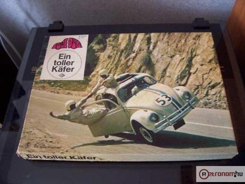 Herbie - Kicsi kocsi kalandjai társas