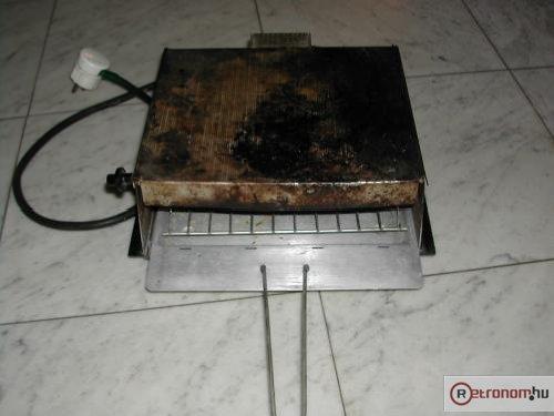 AKA Electric party-grill melegszendvics sütő