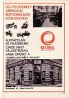 Mobil járműalkatrész áruház
