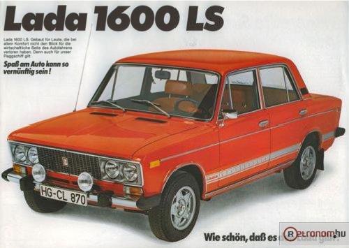 Lada 1600 LS