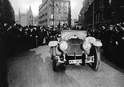 Autómobil verseny