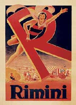 Rimini plakát