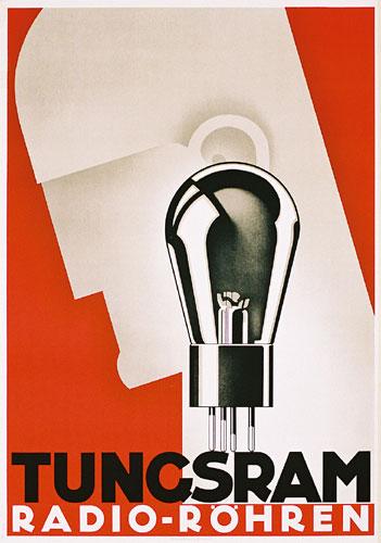 Tungsram plakát