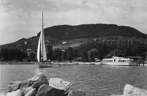 Badacsonyi kikötő