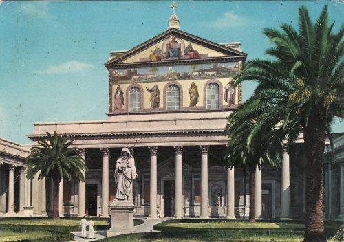 Vatikán Szent Pál székesegyház