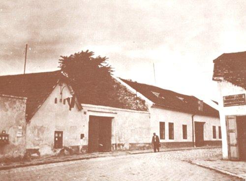 Óbuda, Kiscelli - Szőlő utca sarok