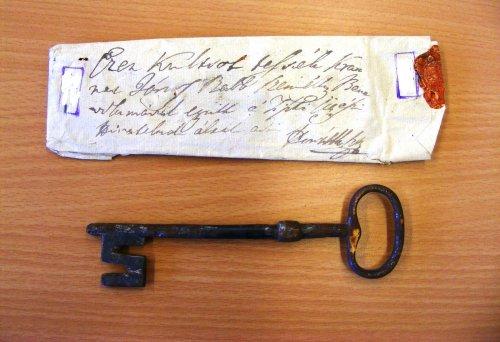 Borospince kulcs
