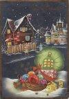 Olasz karácsonyi lap