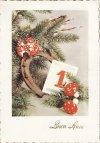 Olasz újévi képeslap