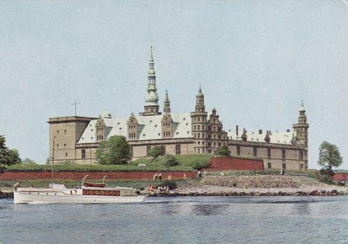 Helsingör Kronborg vára
