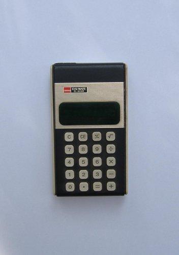 Sharp LED-es kvarc számológép