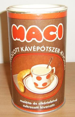 MACI kávépótszer-kivonat