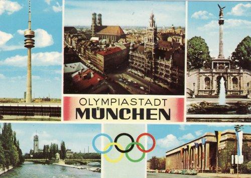 München olimpiaváros