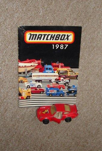 Matcbox katalógus