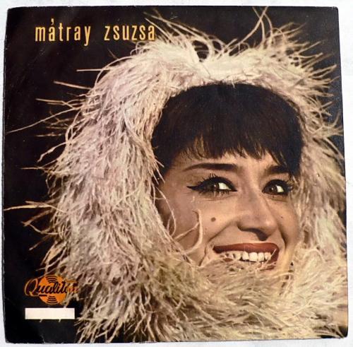 Mátray Zsuzsa kislemez