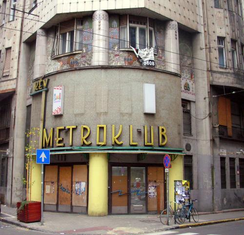 Metro Klub