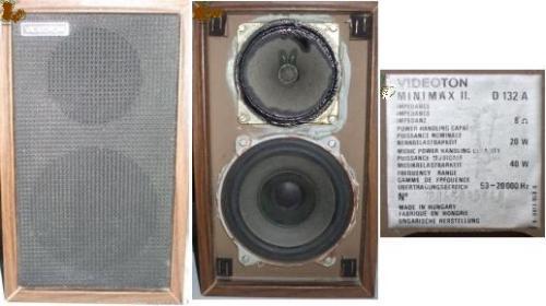 Videoton Minimax II.