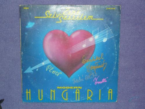 Modern Hungária lemez