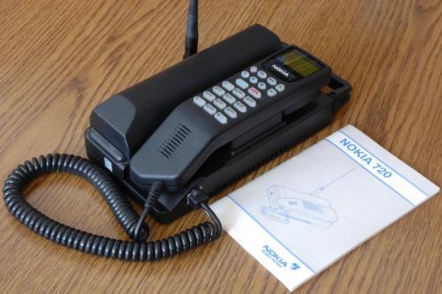 Nokia 720 rádiótelefon