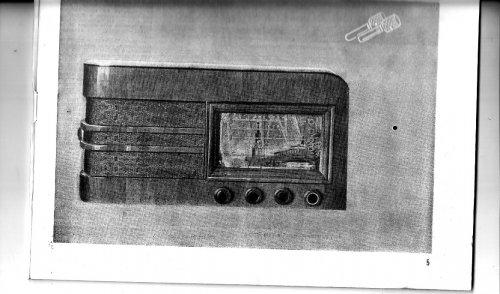 Szovjet rádió készülék