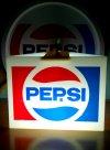 Pepsi lámpa