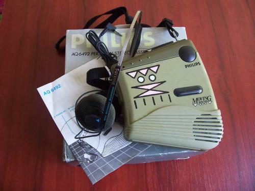 Philips walkman AQ-6492