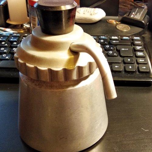 Plútó kávéfőző