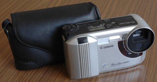 Canon PowerShot 600 digitális fényképezőgép