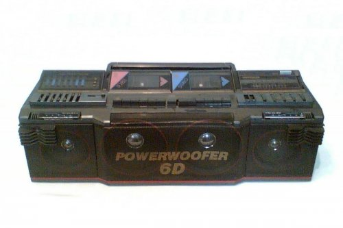 Powerwoofer 6d