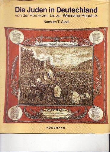 A zsidók Németországban a római kortól a Weimari köztársaságig