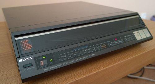 Sony PS-FL770 különleges lemezjátszó