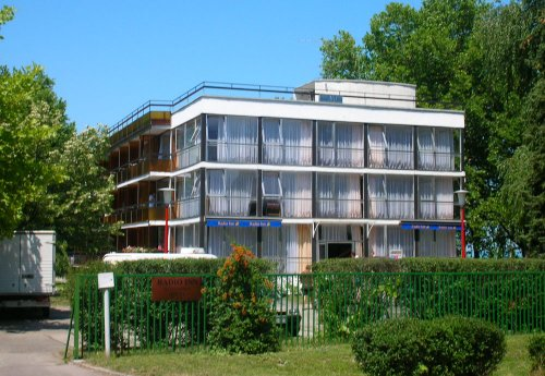 Siófok Balatonszéplak Hotel Radio Inn