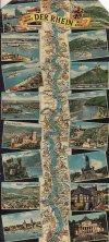 A Rajnán Mainztól Kölnig